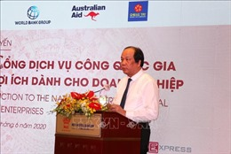 Tiếp tục cung cấp nhiều dịch vụ công trên Cổng dịch vụ công quốc gia