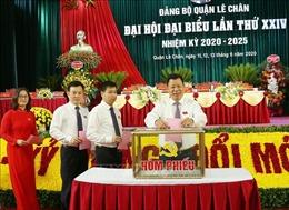 Xây dựng quận Lê Chân trở thành đô thị trung tâm của thành phố Hải Phòng vào năm 2025