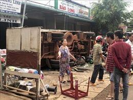 Vụ tai nạn nghiêm trọng tại Đắk Nông: Thêm 2 người tử vong, tích cực cứu chữa người bị thương