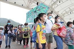 Hong Kong nới lỏng các biện pháp hạn chế phòng dịch COVID-19
