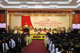 Khai mạc Đại hội đại biểu Đảng bộ huyện Yên Bình lần thứ XXIII, nhiệm kỳ 2020 - 2025