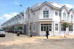 Khánh thành Cụm nhà ở xã hội tại Khu công nghiệp Hàm Kiệm 1 (Bình Thuận)