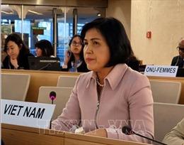 Việt Nam tham dự cuộc họp Hội đồng Chấp hành Trung tâm quốc tế hành động bom mìn nhân đạo Geneva