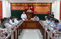 Chủ tịch Ủy ban Trung ương Mặt trận Tổ quốc Việt Nam làm việc tại Phú Yên