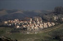 Giới chức Palestine cảnh báo hậu quả kế hoạch sáp nhập Bờ Tây của Israel