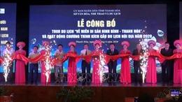 Công bố tour du lịch 'Về miền di sản Ninh Bình - Thanh Hóa'