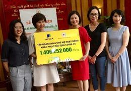 Hội Chữ thập đỏ Việt Nam tiếp nhận hơn 1,4 tỷ đồng hỗ trợ khắc phục hậu quả dịch COVID-19