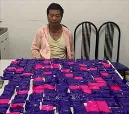 Bắt giữ đối tượng mua bán số lượng lớn ma túy ở Sơn La