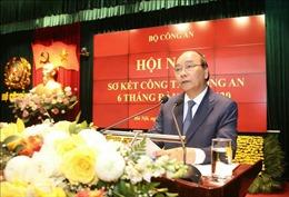 Thủ tướng: Bảo vệ tuyệt đối an toàn đại hội đảng bộ các cấp, tiến tới Đại hội XIII của Đảng