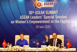 Thủ tướng: ASEAN cần hành động để giải phóng tiềm năng của phụ nữ