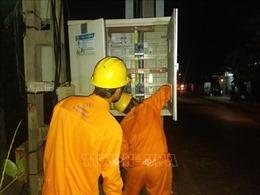 Thừa Thiên-Huế: Khắc phục sự cố mất điện do dông lốc