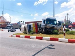 Sáu tháng đầu năm, tai nạn giao thông giảm sâu cả ba tiêu chí