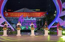 Chuỗi hoạt động văn hóa, thể thao kỷ niệm 44 năm Ngày TP Sài Gòn – Gia Định mang tên Bác