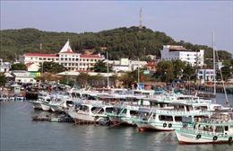 Kiểm tra cảng thủy nội địa phục vụ tuyến tàu du lịch biển
