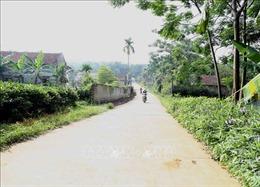Xây dựng nông thôn mới giúp nhiều huyện có mức thu nhập cao, hộ nghèo giảm mạnh