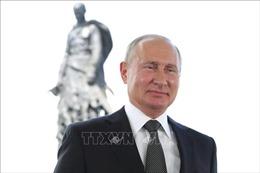 Tổng thống Nga cảm ơn người dân ủng hộ sửa đổi Hiến pháp
