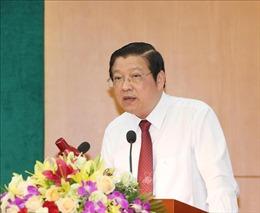 Ban Nội chính Trung ươngtriển khai nhiệm vụ 6 tháng cuối năm