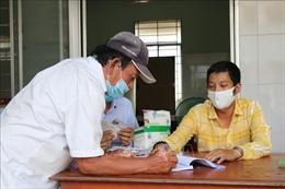 Đồng Tháp hỗ trợ 186.000 người gặp khó do dịchCOVID-19
