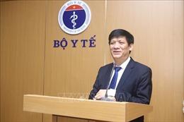 Bộ Chính trị chỉ định đồng chí Nguyễn Thanh Long làm Bí thư Ban cán sự đảng Bộ Y tế