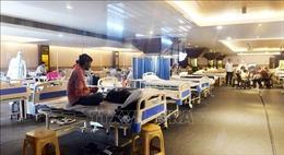 Số ca mắc COVID-19 lên gần 800.000, Ấn Độ đóng cửa trở lại một số địa phương