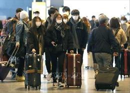 Du khách nước ngoài tới Nhật Bản tăng hơn gấp đôi so với tháng 7