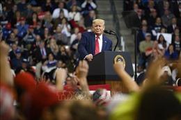 Tổng thống Trump vượt qua ứng cử viên Joe Biden trong cuộc thăm dò dư luận