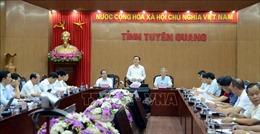 Kiểm tra công tác chuẩn bị Kỳ thi tốt nghiệp THPT 2020 tại Tuyên Quang