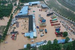 Mưa lớn và lũ lụt tiếp tục hoành hành tại Trung Quốc, Indonesia và Mông Cổ