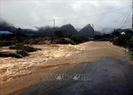Huyện Phong Thổ chủ động phương án đảm bảo giao thông mùa mưa lũ
