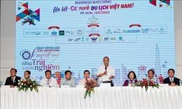 Các hiệp hội du lịch hợp tác 'Liên kết - sức mạnh du lịch Việt Nam'