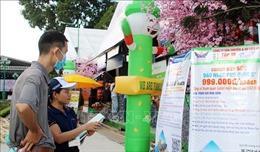 Ngày hội du lịch TP Hồ Chí Minh thu hút gần 200.000 lượt khách