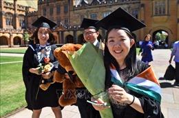 Australia thúc đẩy các khóa học trực tuyến cho sinh viên quốc tế
