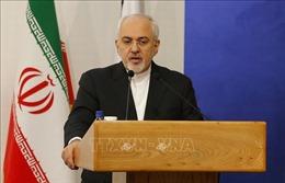 Ngoại trưởng Iran: 'Quan hệ Iran - Iraq không bị ảnh hưởng'