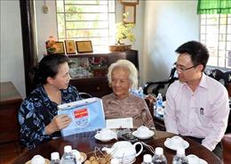 Chủ tịch Quốc hội thăm, làm việc tại tỉnh Bà Rịa - Vũng Tàu