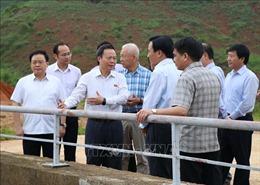 Giám sát an ninh nguồn nước tại tỉnh Điện Biên