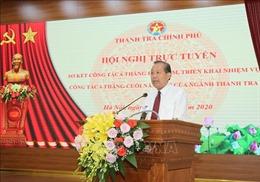 Phó Thủ tướng Trương Hòa Bình: Kiên quyết loại ra khỏi bộ máy những cán bộ tham nhũng