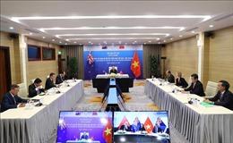 Tuyên bố chung về Quan hệ Đối tác chiến lược giữaViệt Nam và New Zealand