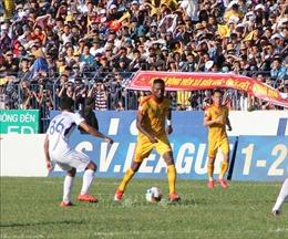 Thanh Hóa hòa nhạt trước đội bóng phố núi Hoàng Anh Gia Lai