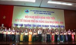 Đà Nẵng vinh danh 20 y, bác sĩ tại Lễ trao giải 'Tỏa sáng blouse trắng'