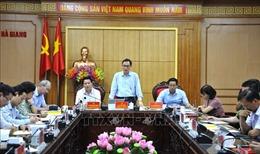 Hà Giang cần đảm bảo công tác đối ngoại triển khai theo đúng mục tiêu