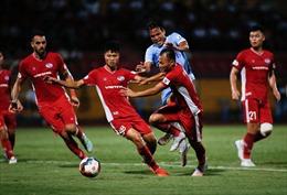 CLB Viettel và SHB Đà Nẵng chia điểm trên sân Hàng Đẫy
