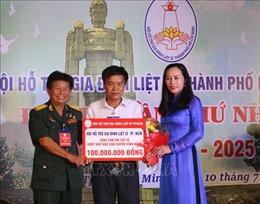 Tuổi trẻ TP Hồ Chí Minh thực hiện nhiều hoạt động uống nước nhớ nguồn