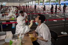 Trung Quốc ghi nhận thêm nhiều ca lây nhiễm trong cộng đồng