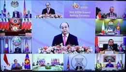 Dấu ấn 25 năm của Việt Nam trong 'ngôi nhà chung'ASEAN