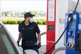 Giá dầu ngọt nhẹ Mỹ tăng lên 41,27 USD/thùng