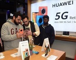 Huawei 'qua mặt'Samsung để giành thị phần smartphone lớn nhất thế giới