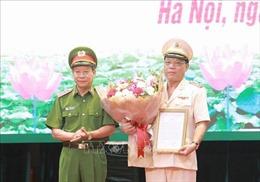 Thiếu tướng Nguyễn Hải Trung giữ chức Giám đốc Công an thành phố Hà Nội