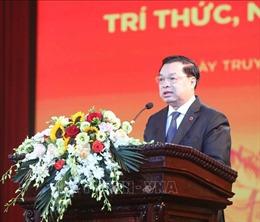 Sáng tạo, cống hiến vì khát vọng Việt Nam hùng cường