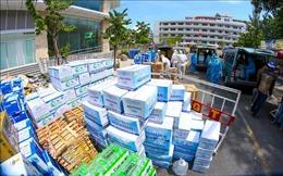 Hỗ trợ nguồn lực cho Bệnh viện C Đà Nẵng phòng, chống dịchCOVID-19