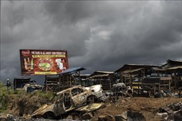 Boko Haram tấn công trại tập trung người di tản, ít nhất 16 người thiệt mạng